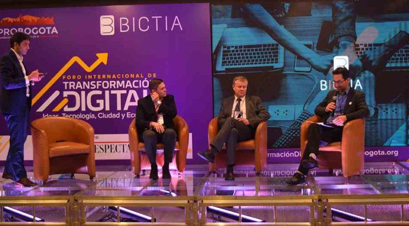 ProBogotá y Noruega destinan 2 millones de dólares para una Bogotá inteligente